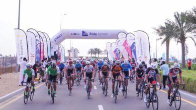 Photo of 500 دراج في جولة عجمان السنوية الرابعة للدراجات