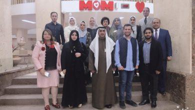 Photo of وفد الصحفيين يزور مبنى ماسبيرو وجريدة الوفد