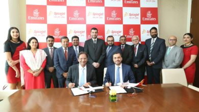 Photo of Emirates to expand reach in India with SpiceJet codeshare partnership