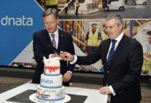 Photo of دناتا تفتتح منشأة شحن جديدة في مطار بروكسل