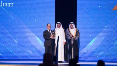 Photo of الفائز بجائزة حمدان الكبري يتبرع بقيمة الجائزة لمرضي التنسج العضلي الليفي