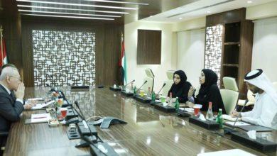 Photo of حصة بوحميد تُطلع السفير الياباني على التجربة الإماراتية في رعاية كبار المواطنين وتحقيق الترابط الأسري