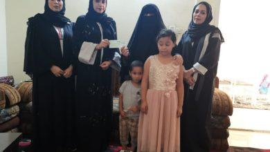 Photo of ضمن فعاليات عام التسامح لجنة تكافل الصحفيين في زيارة عائلية