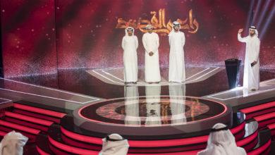 Photo of العماني أحمد محمد المقبالي وصيفاً، والسعودي محمد بن صالح القحطاني ثالثاً