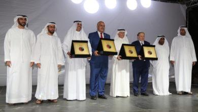 Photo of حفل افتتاح تراثي مبهر لكأس العالم لرماية الاطباق بالعين