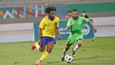 Photo of 22 هدف في افتتاح النسخة التاسعة لبطولة مكتوم بن راشد الرمضانية