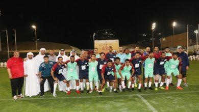 """Photo of """"نواخذة"""" بلدية دبي سعداء بلقاء أصحاب الهمم في الافتتاح الانساني"""