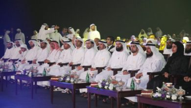 """Photo of محمد بن مكتوم يشهد حفل """"أم العطاء"""" بمشاركة ٢٢٤ يتيما من الإمارات والعالم"""