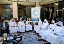"""Photo of حضور وتفاعل لأعيان وشباب دبي في """"مجلس السّركال"""""""