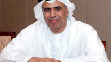 Photo of معالي عبيد حميد الطاير يلتقي مع كبار المسؤوليين في صندوق النقد والبنك الدوليين ويحضر حفل استقبال البنوك الإماراتية