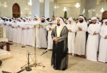 Photo of العفاسي يؤم عشرة ألاف و400  مصل في صلاة القيام