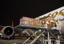 Photo of الإمارات للشحن الجوي تنقل تحفة تاريخية نفيسة بين باكستان وسويسرا