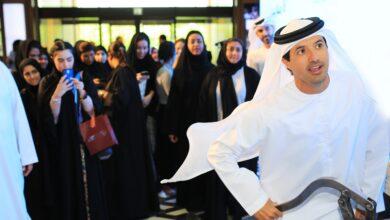 """Photo of """"دبي للسياحة """" تشارك في سباق سقيا الأمل"""