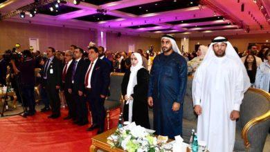 Photo of محمد بن فيصل القاسمي يحضر حفل تخرج طلبة مدرسة المعرفة