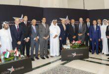 Photo of Khalaf Ahmad Al Habtoor Honours Professor Sir Magdi Yacoub with The Khalaf Ahmad Al Habtoor Achievement Award
