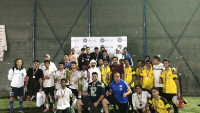 Photo of جامعة دبي تقدم 27 منحة تعليمية للفائزين بمسابقة كرة القدم الرمضانية