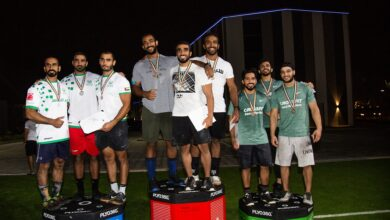 Photo of Max & Aegle hosts GCC-wide fitness championship