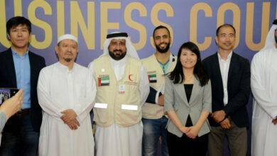 Photo of مجلس الأعمال الصيني يستضيف حفل الإفطار الخيري السنوي للعمال بالتعاون مع هيئة الهلال الأحمر الإماراتي