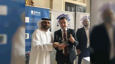 Photo of تتوج الإماراتي أحمد مجان بالجائزة الدولية الأولى لتحدي المخترعين الأوروبي