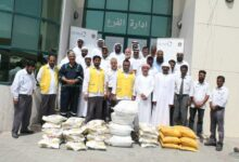 """Photo of Initiative launched by """"Dar Alber"""" Society during """"Ramadan"""": 755 families in Ras Al Khaimah benefit from """" sustenance of tolerance"""""""