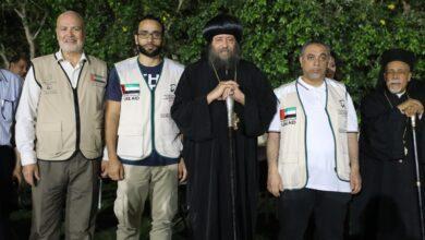 """Photo of """"محمد بن راشد للأعمال الانسانية """" تنظم عددا من الفعاليات الخيرية الرمضانية فى مصر"""