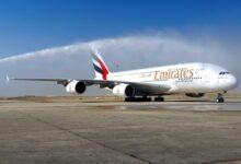 Photo of طائرة الإمارات A380 إلى عمّان وبوسطن وأثينا خلال الصيف