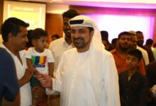 Photo of تجمع عائلي للجالية الهندية في إسعاف دبي
