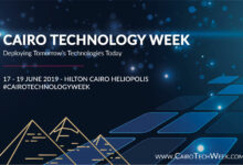 Photo of إنطلاق مؤتمر ومعرض Cairo Technology Week من الفترة 17-19 يونيو 2019 بالقاهرة