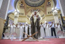 Photo of Al Farooq Omar bin Al Khattab Mosque & Centre Welcomes 10,000 Worshipers During Laylat Al Qadr