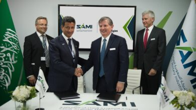 """Photo of الشركة السعودية للصناعات العسكرية و""""أل 3 تكنولوجيز"""" تؤسسان مشروعاً مشتركاً"""