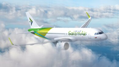 Photo of SALAMAIR RECEIVES SECOND A320NEO AIRCRAFT