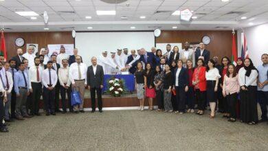 Photo of الجامعة البريطانية في دبي تحتفل بعيدها الخامس عشر