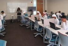"""Photo of جامعة دبي : 1600 طالب وطالبة يؤدون اختبار """"الأمسات"""""""