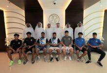 """Photo of """"دبي الرياضي"""" يلتقي المدراء التنفيذيين لأندية دبي واللاعبين الموهوبين"""