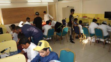 Photo of البرنامج الصيفي لنادي الإمارات العلمي