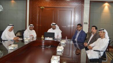 Photo of لجنة بطاقة إسعاد تقدم شرحا تفصيليا لمزايا البطاقة لموظفي جائزة دبي للقرآن