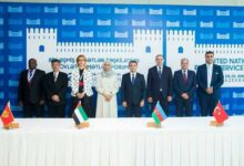 Photo of حصة بوحميد توقع على إعلان إنشاء رابطة دولية لكيانات تقديم الخدمات
