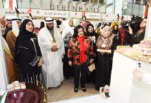 Photo of حصة بوحميد تفتتح معرض الأسر الإماراتية الكويتية المنتجة في دبي مول