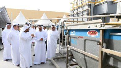 Photo of بلدية دبي تبدأ تشغيل محطة معالجة النفايات الصناعية السائلة الخطرة