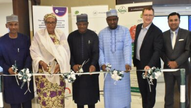 Photo of في إف إس غلوبال تطلق مركز إصدار رقم الهوية الوطنية للجاليات النيجيرية في الخارج