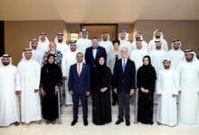 Photo of مجموعة الإمارات تنظم دورة بروتوكولية لموظفيها بالتعاون مع كلية واشنطن