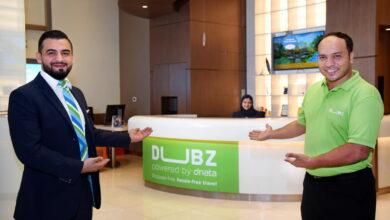 Photo of دوبز التابعة لدناتا توفر خدمة إنهاء إجراءات السفر في دبي مول