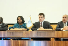 Photo of لقاء بين المدير العام للإيسيسكو والسفراء المندوبين الدائمين للمجموعة الإفر يقية لدى اليونسكو لتعزيز علاقات التعاون بين الإيسيسكو والدول الإفريقية الأعضاء