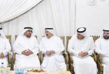 Photo of سعيد غباش والعبار يعزيان فى وفاة محمد احمد لطفى