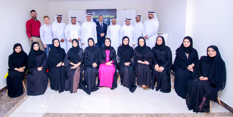 Photo of عزة سليمان تكرّم المشاركين في دورة الإعلامي الشامل
