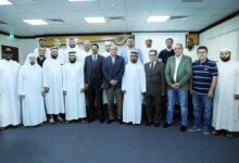 Photo of مركز جمعة الماجد ينظم ورشة التدقيق اللغوي