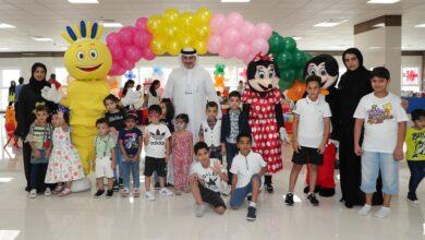 Photo of إسعاف دبي تطلق مبادرة ( ابناؤكم ابناؤنا ) لاسعاد ابناء الموظفين