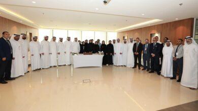 "Photo of ختام برنامج مجلس دبي الرياضي ""انطلق"" لتمكين شباب الوطن"