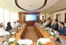 Photo of مجلس دبي يبحث التعاون الرياضي مع كوريا الجنوبية