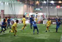 Photo of تواصل منافسات دورة مجلس دبي الرياضي الصيفية لأكاديميات كرة القدم